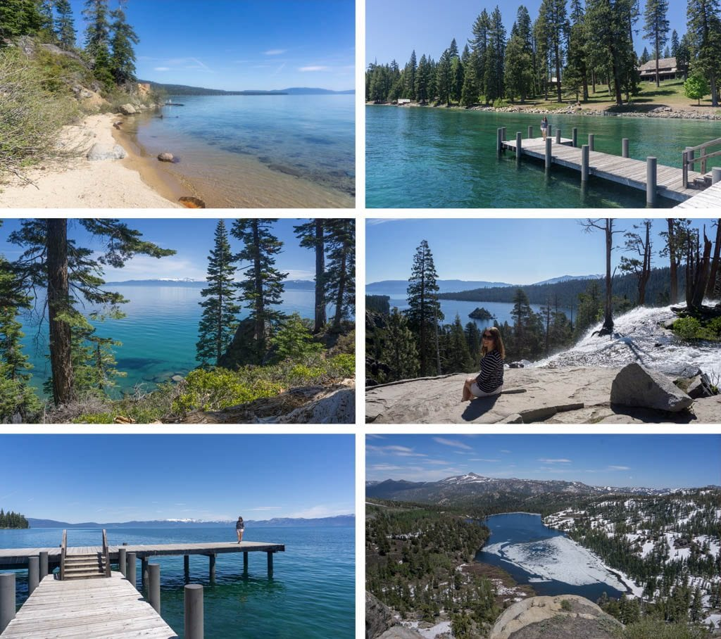Rondreis West-Amerika - South Lake Tahoe