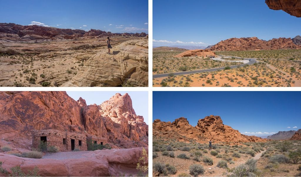 Rondreis West-Amerika - Valley of Fire