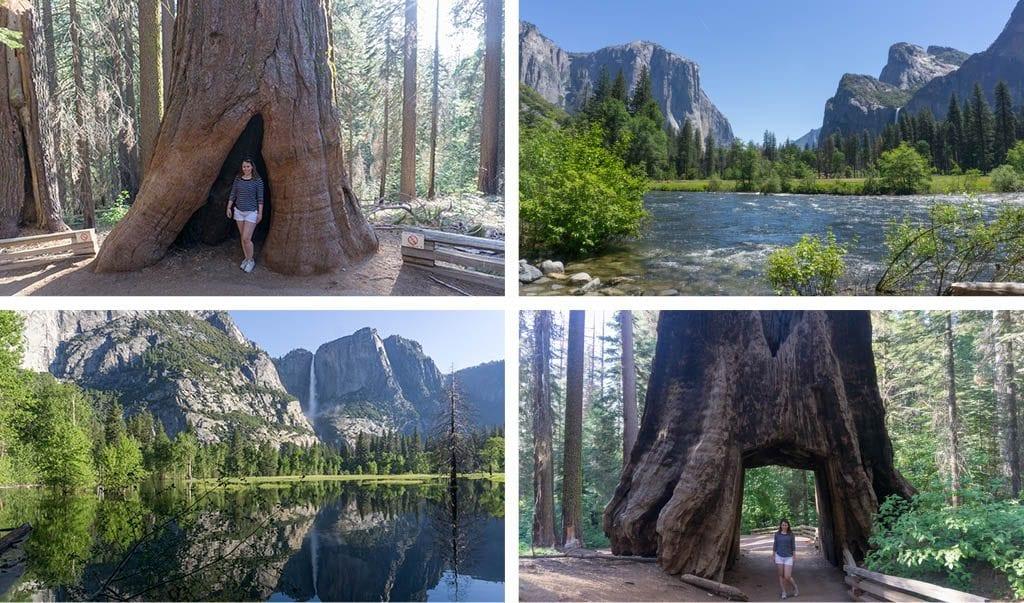 Rondreis West-Amerika - Yosemite