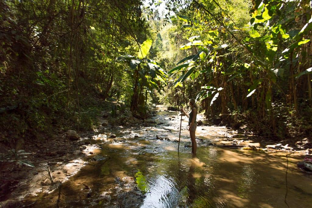 Hiken in Pai