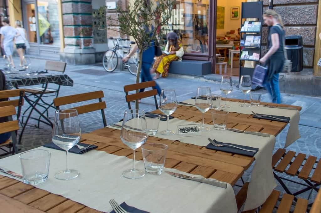 Foodtour Ljubljananjam