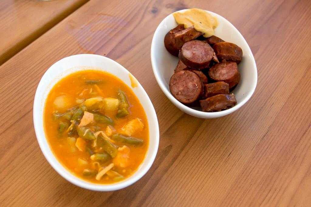 Traditioneel Sloveense soep