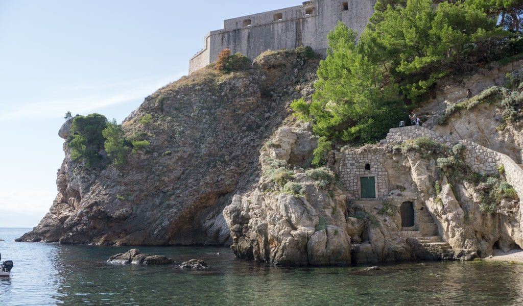 Game of Thrones Kroatië - Blackwater Bay 2
