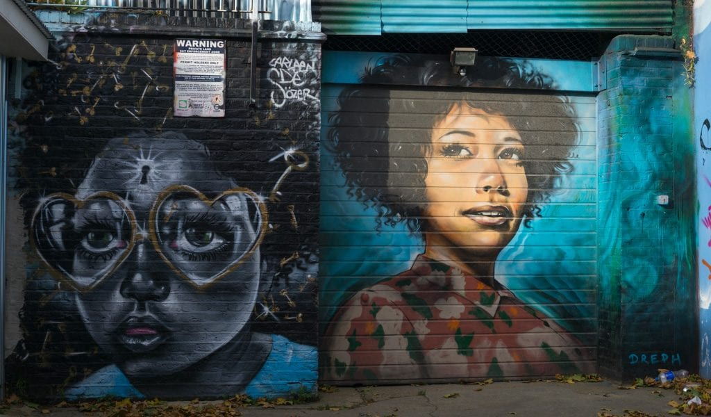 Shoreditch - Street art