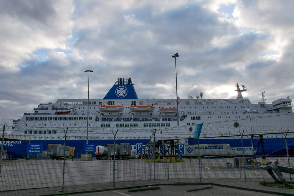 Princess Seaways van DFDS