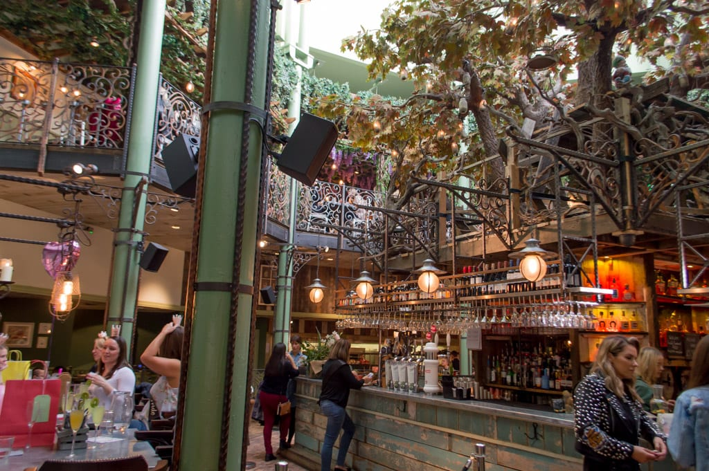 The Botanist in Newcastle