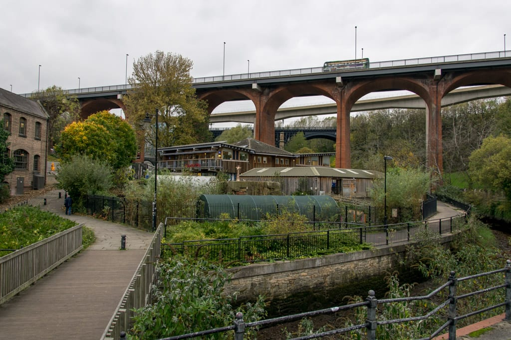Ouseburn Farm in Newcastle
