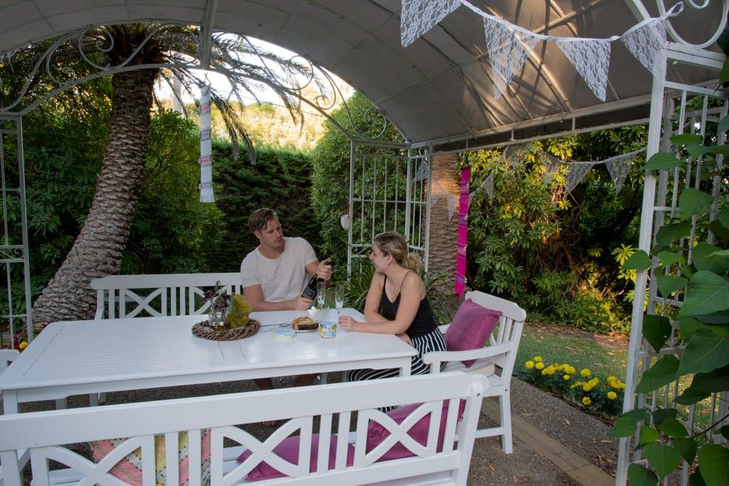 Ultiem genieten bij graceburn gardens in de yarra valley for Garden design yarra valley