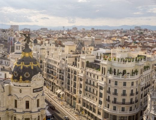 Doen in Madrid Rooftop