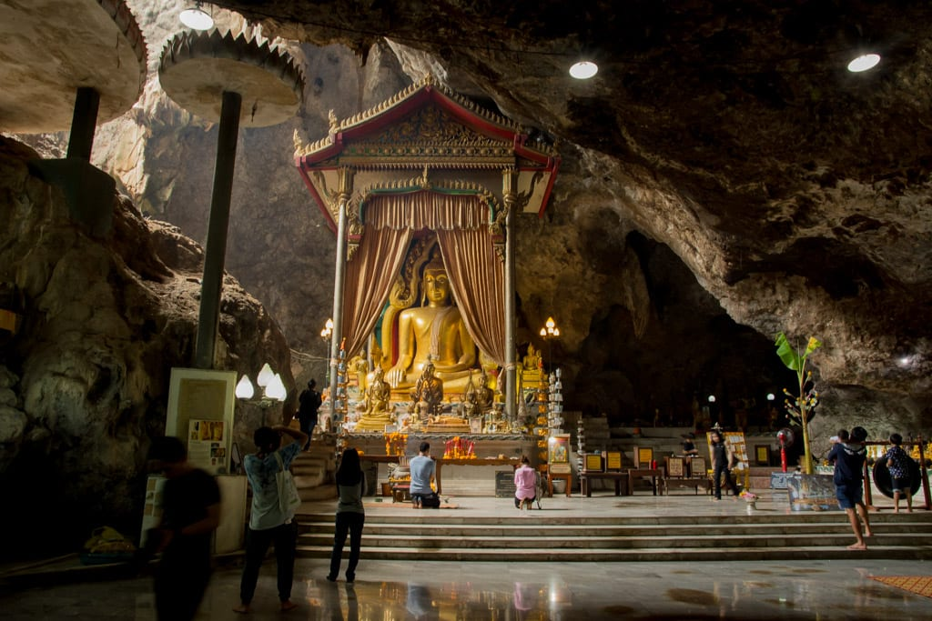 Dragon Head Cave Temple