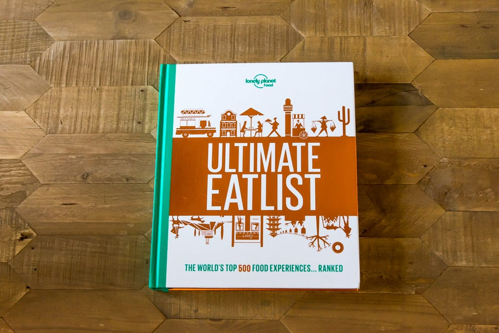 Ultimate Eatlist van Lonely Planet