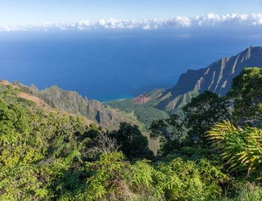 Kōkeʻe State Park Kauai