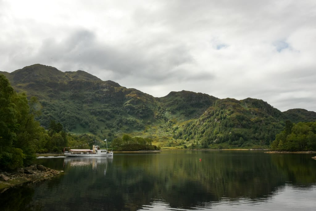 Lady of the Lake Loch Katrine
