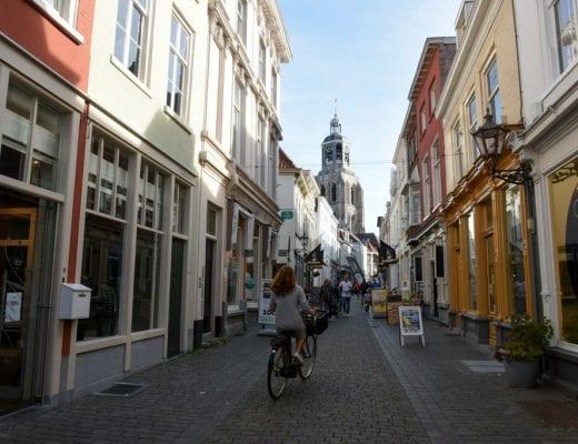 Winkelen in Bergen op Zoom