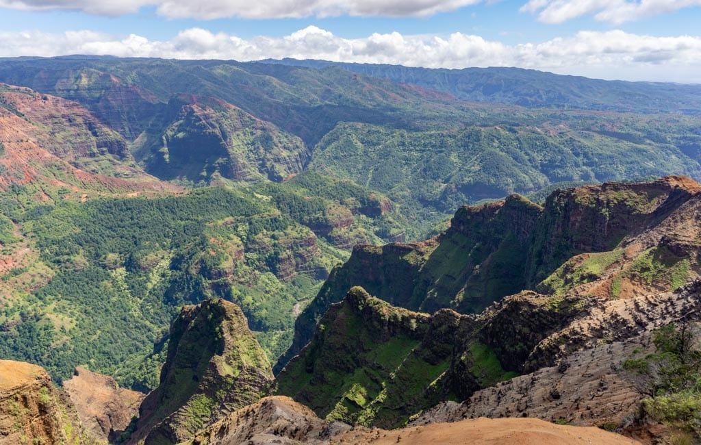 Waimea Canyon Lookout