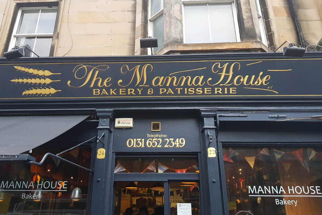 The Manna Bakery