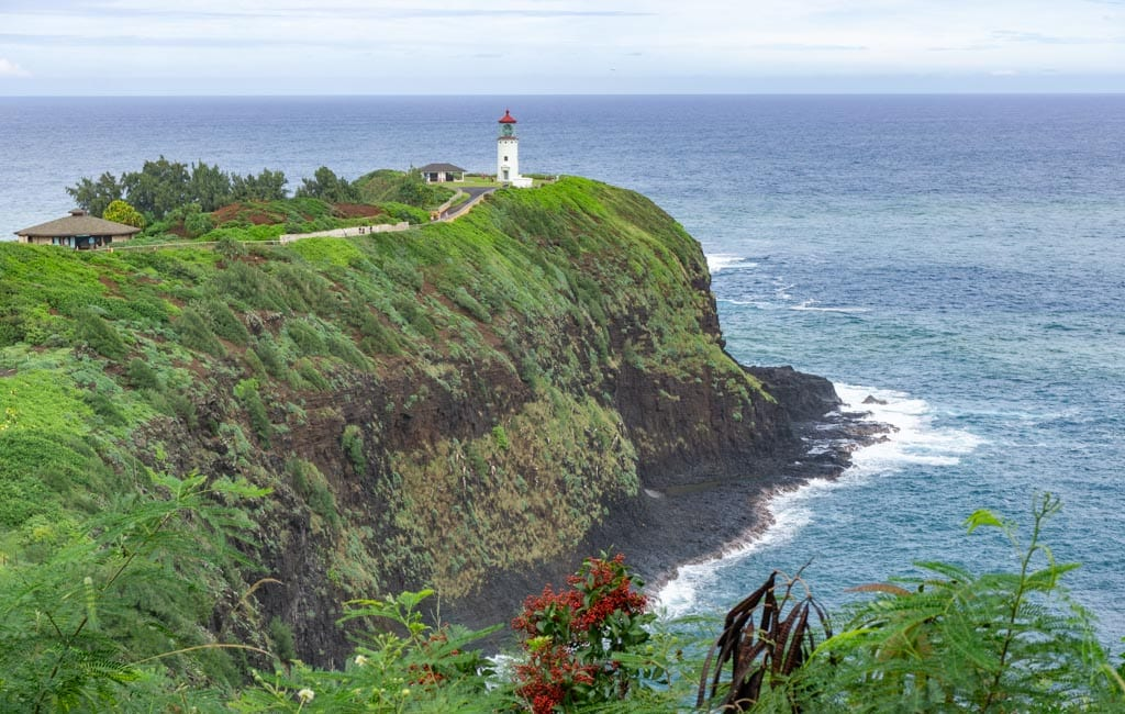 Kauai - Kilauea Lighthouse