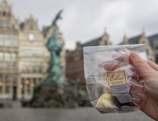 Antwerpen Chocolate Week Elisa Pralines
