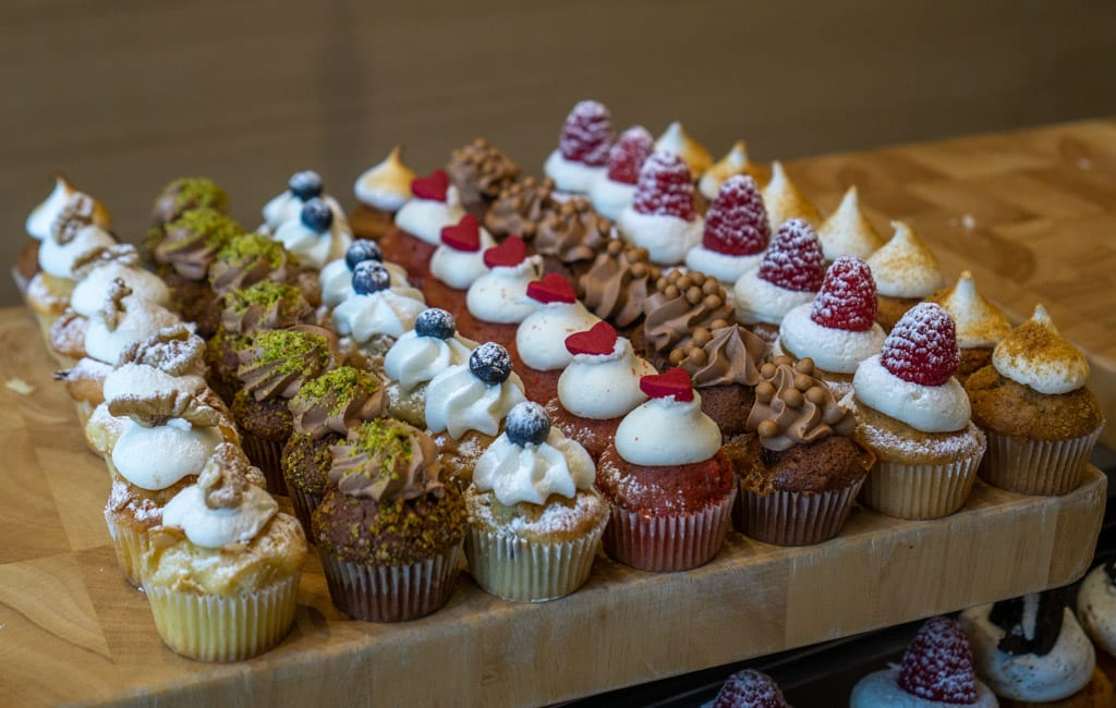 Antwerpen Chocolate Week Momade Cupcakes