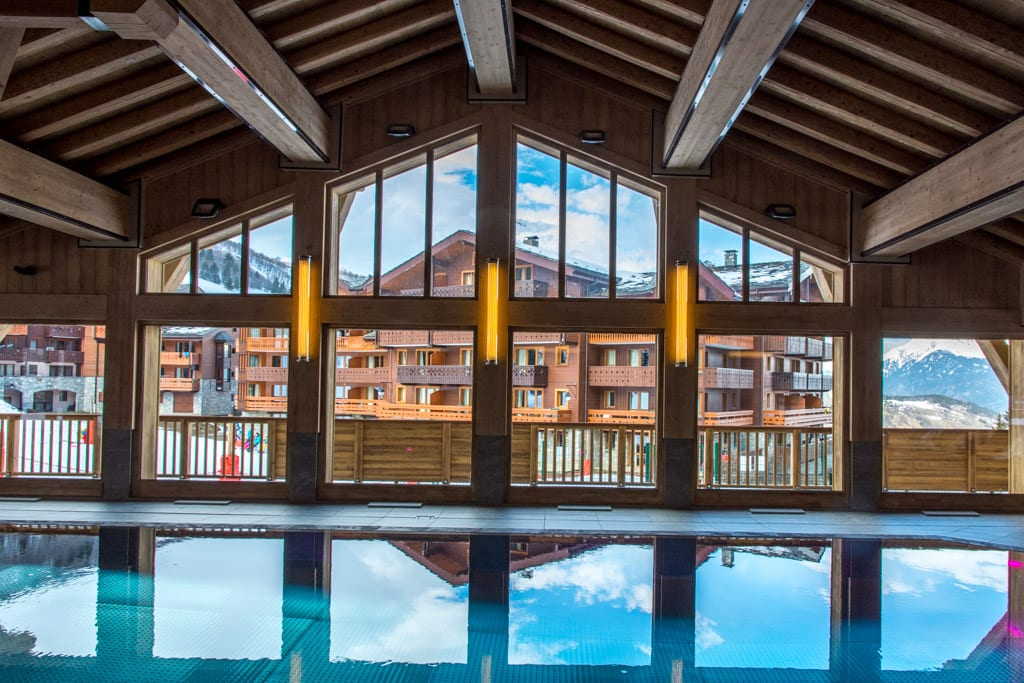 de Spa in MGM Anitea in Valmorel