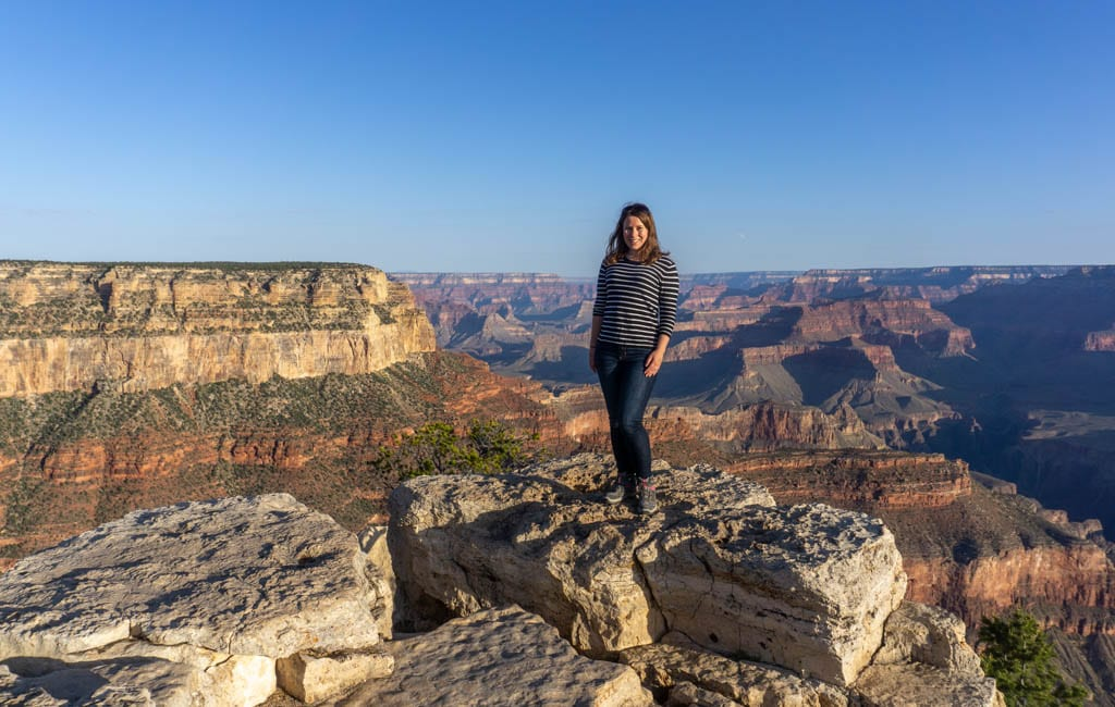 Grand Canyon Tips West-Amerika
