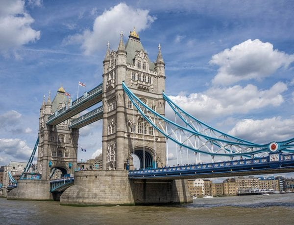Favoriete plekken in Londen - London Queens Walk Southbank