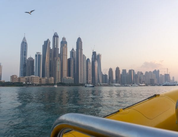 Yellow-boats-Dubai
